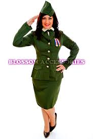 Halloween Costumes Army Women U0027s Costumes Occupations Costumes Military Fbi Army