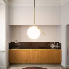 the ic pendant lamp by flos in the shop