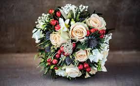 Wedding Flowers Roses Free Photo Wedding Bouquet Flower Rose Free Image On Pixabay
