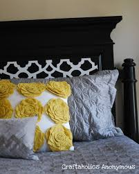 Bedroom Makeover Ideas by Bedroom Bedroom Diy Inexpensive Headboard Makeover With Cute