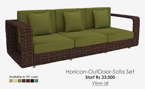 Contemporary Outdoor Sofa Buy Outdoor Sofa Sets Stylish Patio Sofa Sets Comfortable
