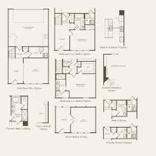 Central Park Floor Plan by Lakeview At Central Park Townes In Richmond Heights Missouri Pulte