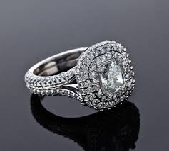most beautiful wedding rings cut halo engagement rings