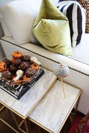 fall home decor reveal u2013 the sweetest thing