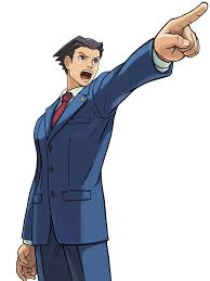 Objection Meme - phoenix wright objection pose characters art phoenix wright