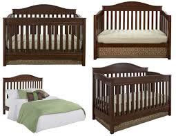 Crib 3 In 1 Convertible Eddie Bauer 3 In 1 Convertible Crib 136 26 Pincher