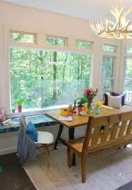 Kitchen Banquette Ideas My Good Nook Diy Built In Kitchen Banquette Bench