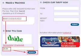 Jne Tracking Tracking Paket Bermasalah