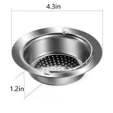kitchen sink drain stopper pieces kitchen sink strainer stainless steel sink drain stopper