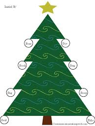 freebie friday christmas tree decorating articulation worksheets