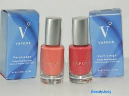vapour organic beauty nail lacquer for summer beautyjudy
