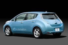 nissan canada logo nissan leaf the first affordable zero emission car w video