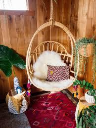 Justina Blakeney by Cohanga Hanging Chair Design By Justina Blakeney U2013 Burke Decor