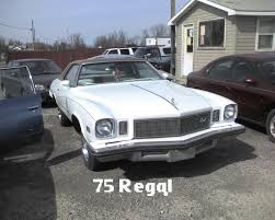 Imma Stunt 1975 Buick Regal U0027s Photo Gallery At Cardomain