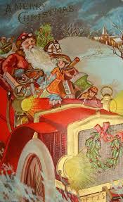 christmas jeep card 89 best santas driving images on pinterest vintage christmas