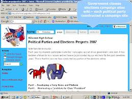 high school government class online hillcrest high school 21st century project student products