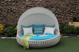 Outdoor Wicker Daybed 3 Outdoor Wicker Furniture For Your Best Nap Time Atc Furniture