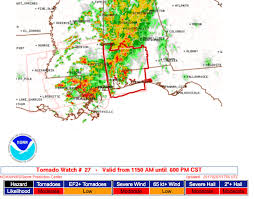 Map Florida Panhandle by Mike Smith Enterprises Blog New Tornado Watch Issued