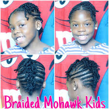 images of kids hair braiding in a mohalk braided mohawk natural kids youtube