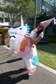 online get cheap unicorn halloween costume aliexpress com