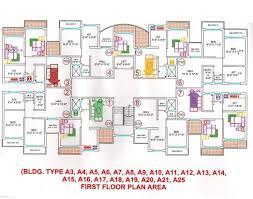 300 sq ft 1 bhk 1t apartment for sale in shree mahavir patwa city