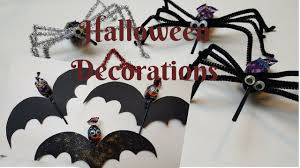 easy halloween decorations for kids youtube