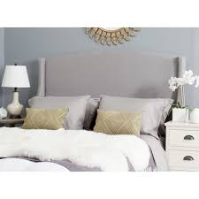 headboards excellent light grey upholstered headboard bedroom