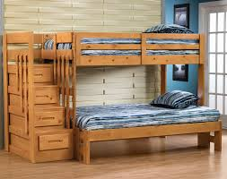 The Brick Bunk Beds Ponderosa Staircase Bunk Bed The Brick Ponderosa Bunk