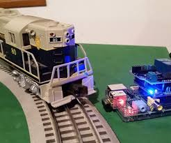 Radio Controlled Model Railroad Control A Lionel Train With A Raspberry Pi 9 Steps