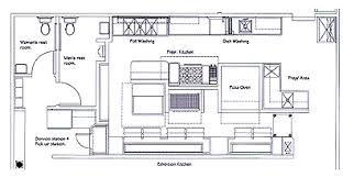 commercial kitchen layout ideas robert rooze food facilities design restaurant kitchens