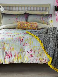 clarissa hulse meadow grass duvet cover house of fraser