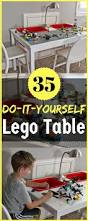 Lego Table With Storage For Older Kids The 25 Best Diy Lego Table Ideas On Pinterest Lego Table Lego
