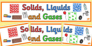 solids liquids and gases have different observable page 1