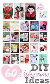 Diy Valentines Day Gift Guide For Friends Family Card Family Photo Ideas Compilation Photo