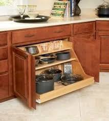 Keep Your Kitchen In Order With Our Pot Drawers And Cutlery - Kitchen cabinets drawer