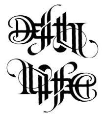 ambigram designs