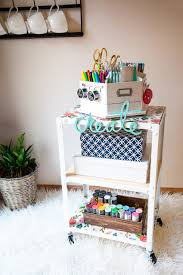 diy creative station for the family u2022 whipperberry