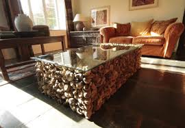 driftwood and glass coffee table knowing about your driftwood