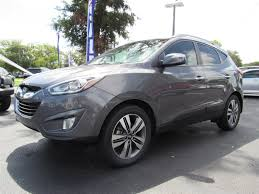 hyundai tucson 2014 used hyundai for sale in daytona beach fl ritchey cadillac