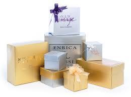 metallic gift box premier line metallic gift boxes packaging specialties