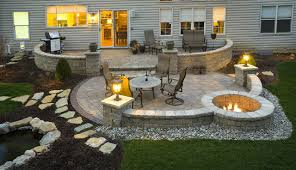 Patio Paver Lights Cheap Paver Patio Ideas My Journey