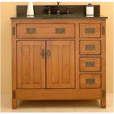 craftsman bathroom vanity cabinets 12 best american craftsman bathroom vanities images on pinterest