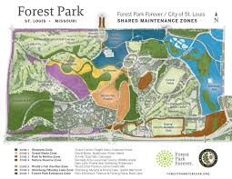 meramec community map land management team forest park forever