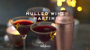 chocolate peppermint martini mulled wine martini christmas twists youtube