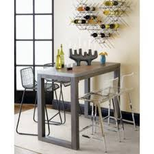 Cb2 Bar Stools Want For My Bar The Clear Acrylic Bar Stool Vapor Stool From