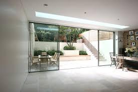 glass sliding door coverings minimal windows as modern patio doors in londonmodern aluminum
