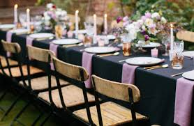 table party tables beautiful party table cloth 25 best party