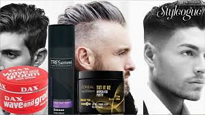 All Men Hairstyles by Must Have Hair Products For Men Youtube