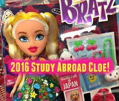 bratz study abroad 2016 cloe to japan doll in box review new 2016