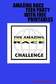 best 25 amazing race party ideas on pinterest amazing race